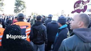 """معتصمين """"ريزو"""" يدخلون أسبوعهم الأول وسط استنفار أمني بالمدينة"""