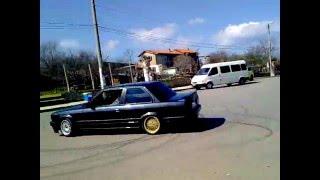 BMW E30 drift 1