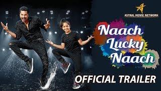 NAACH LUCKY NAACH - Lakshmi - Official Hindi Trailer   Prabhu Deva  Aishwarya Rajesh  