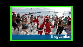 NEWS 24H - Santa Claus, sailors and the space Rocket: the best pictures of the day