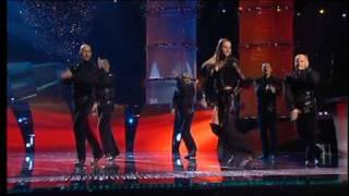 Eurovision 2005 Final 01 Hungary *NOX* *Forogj, világ!*16:9 HQ