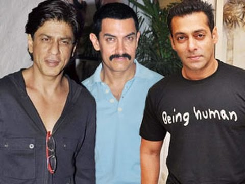 Shahrukh Khan, Salman Khan and Aamir Khan Finally Together | Aap Ki Adalat 21st Anniversary