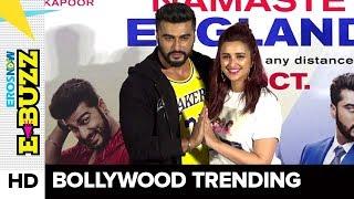 Arjun Kapoor and Parineeti Chopra at a music launch | Bollywood News | ErosNow eBuzz