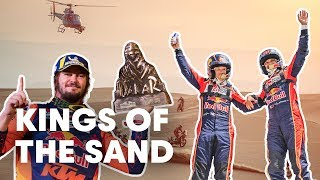 Winners Crowned After Epic Race In The Peruvian Desert | Dakar Rally 2019