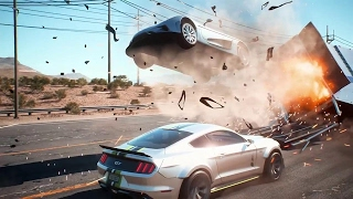 Need for Speed: Payback Gameplay Trailer - E3 2017