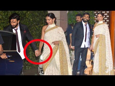 Xxx Mp4 Ranveer Openly Holding Girlfriend Deepika Padukone S HAND In Public At Ambani S Party 3gp Sex