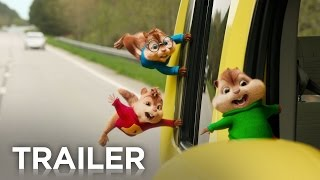 Alvin and the Chipmunks: The Road Chip   Official Trailer [HD]