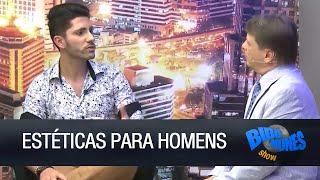 Edison Feijó, modelo e jornalista | Bibo Nunes Show (30/7/15)