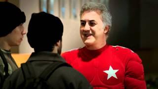 Süper Türk Fragman  Cinema Film (Turkish Superman Paradoy)