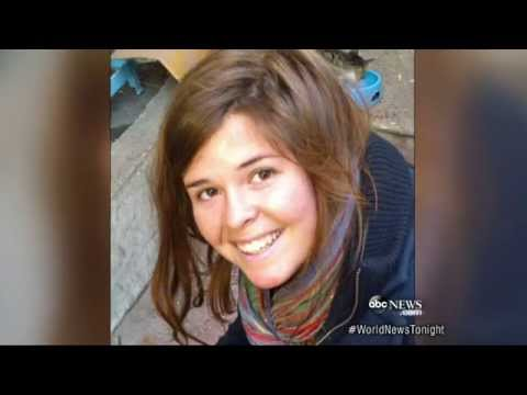 IS leader 'raped repeatedly' US hostage