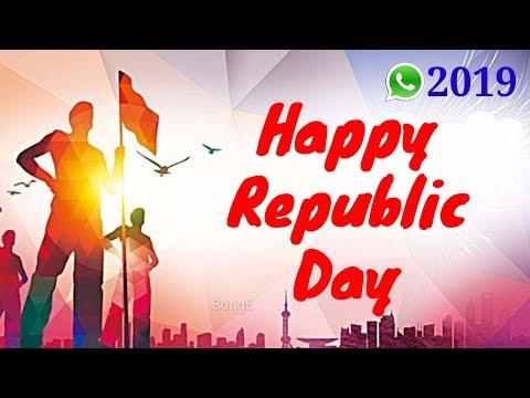 Republic Day Whatsapp Status 2019 INDIA