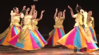 Hori - Choreography​ by Dr. Rohini Bhate. Performed by Aarohini troupe