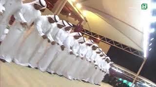 فن اليولة من جناح بيت دولة الإمارات الجنادرية 32