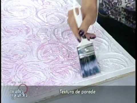 Textura Efeito Rosas 1 1 Programa Manhã Gazeta By Ângela Ferraz