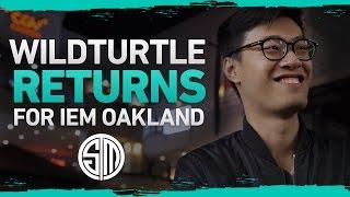 Wildturtle Returns for IEM Oakland
