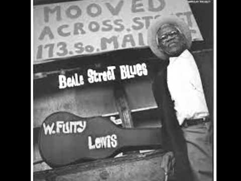Furry Lewis-Black Gypsy Blues
