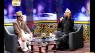 Syed Zabeeb Masood Naat ( Teray Anay Say Zamanay Main ) In Naat Zindagi Hai Qtv