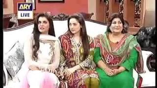 Good Morning Pakistan with Nida Yasir 2 May 2016 SHADI SPECIAL