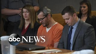 Man who confessed to killing wife, children gets 5 life sentences