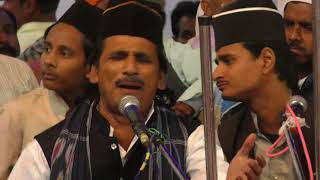 Husn e Khesh By Qawwal Raju And Junaid Urs Of Hazrat Shaikhul Alam a.r. Rudauli Shareef 2018