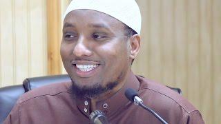 Muxaadaro Ku Sabsan ( Seed Naftaada Ugu Soo  Jiidi Kartaa Waxaad Jeceshahay) Sh' Abdirisaq Hashi