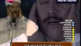 Hafiz Ali Tel Segah Ezan..