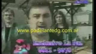 Pablo Lescano en Amar Azul