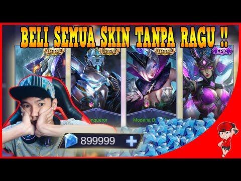 Xxx Mp4 LENGKAP BORONG SEMUA SKIN LEGENDS EPIC KARINA Mobile Legends 3gp Sex