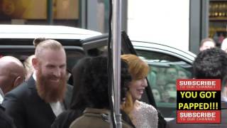 Kristofer Hivju arriving to the Game Of Thrones Premiere at TCL Chinese Theatre in Hollywood