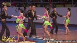 Tnalak Festival 2016 Ballroom Competition Entry No  4