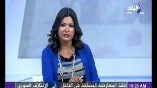 شاهد ماذا قالت مذيعة صدى البلد لـ احمد عبد الظاهر و تبهدله بسبب اشارة رابعة