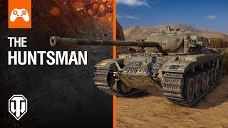 World of Tanks Console - The Huntsman