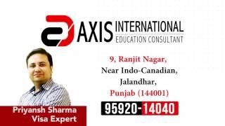Axis International Education Consultant Pvt Ltd Jalandhar