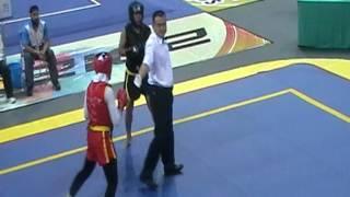 معجزة مصرية ( بطلة العالم في الكونغ فو سامدا لعامي 2010 &