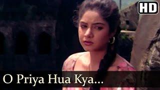 O Priya Hua Kya - Divya Bharti - Avinash Wadhawan - Geet - Bollywood Songs - Bappi Lahiri