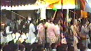 Student Election in Karachi University, Pakistan