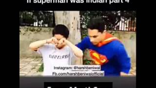 If Desi Superman Was In India