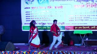 dhakai share. red cresent pogram 2017 at feni govt college