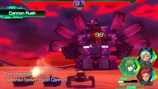 Metal Max Xeno Final Boss Fight (12 Rounds)