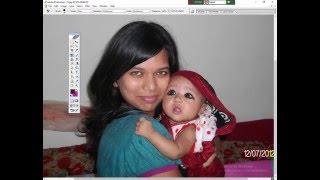Adobe Photoshop Bangla Tutorial(7) About Healing Brush Tools