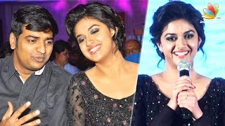 My mom thought Keerthi Suresh & I were in love | Sathish Speech Remo Success Meet
