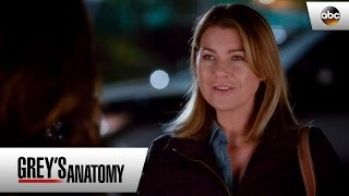 Meredith Grey Tells Her Sisters To