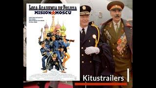 Loca Academia de Policia 7 - Mision en Moscu Trailer