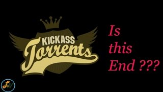 Kickass torrent Is Closed !!! Is the Kickass is on Now ?
