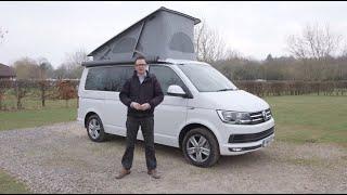 The Practical Motorhome Volkswagen California Ocean review