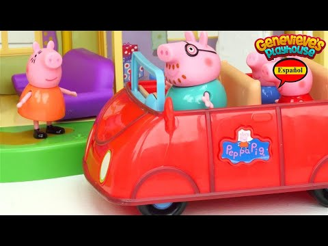 Xxx Mp4 ¡Aprende Los Palabras Con Casa De Peppa Pig ¡Video Para Niños 3gp Sex