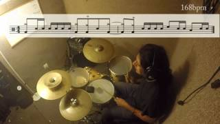 (Maybe not so) Famous Drum Parts #14 - Basket Case - Intro Fill - Green Day
