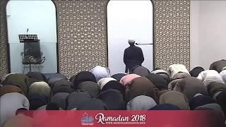 Day 8 - Taraweeh Prayer 2018 - Shaykh Tareq Moqbel | Shaykh Zakaullah Saleem