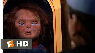 Child's Play 3 (2/10) Movie CLIP - A New Lease on Life (1991) HD