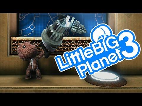 Xxx Mp4 LittleBigPlanet 3 Create Mode Gameplay PS4 LBP3 3gp Sex